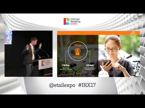 Alibaba Group: Marketplaces as a Gateway to the East - IRX 2017