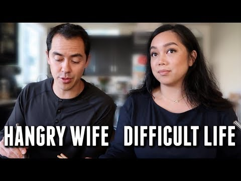 Difficult Wife when HANGRY - itsjudyslife thumbnail