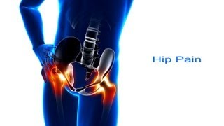 5 Steps to Hip Pain Relief