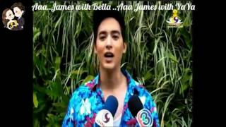 James Jirayu always thinks about Bella Campen