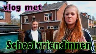 chillen met schoolvriendinnen happynes vlog 195