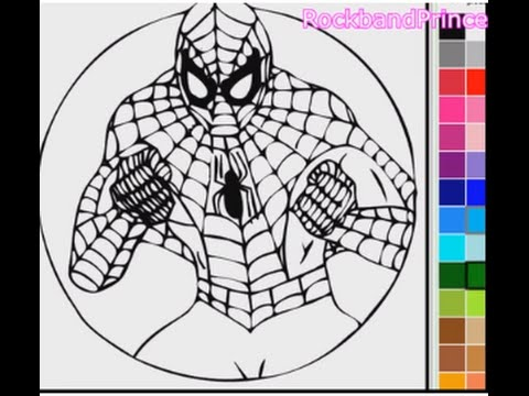 the amazing spiderman coloring pages the amazing spiderman