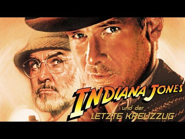 Indiana Jones und der letzte Kreuzzug - Trailer HD deutsch