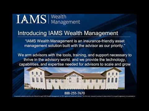 Introducing IAMS Wealth Management