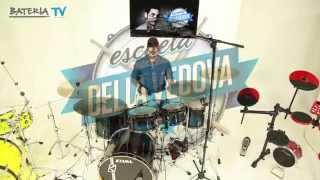 Nico Della Vedova - Artista internacional TAMA - Superstar Hyperdrive 2