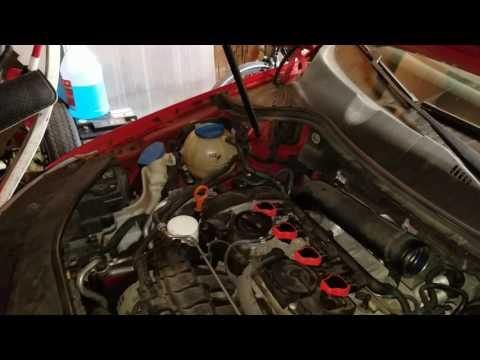 2008 VW Passat 2.0 TSI Coolant Leak Update