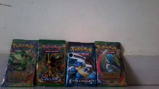 Indian Pokemon Trading Cards Pack Opening