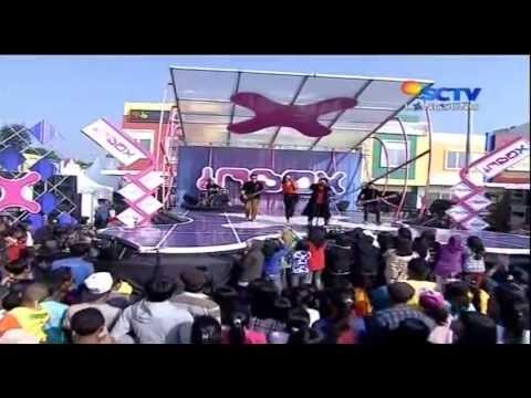 KSATRIA BAND Feat GINA 2RACUN Live At Inbox (09-07-2013) Courtesy SCTV