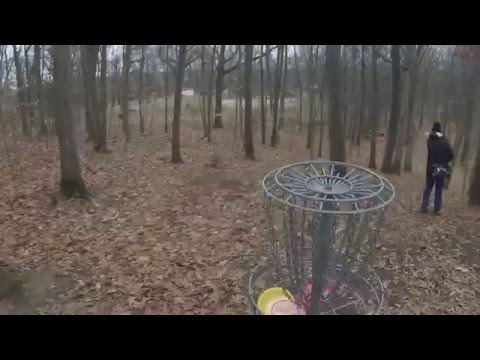 Wallingford, CT Disc Golf starring Pawel & Colby