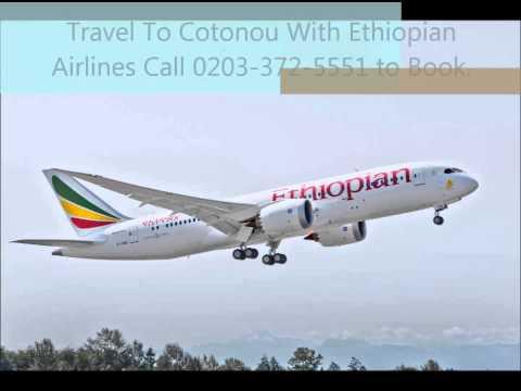 Visit Cotonou With Ethiopian Airline