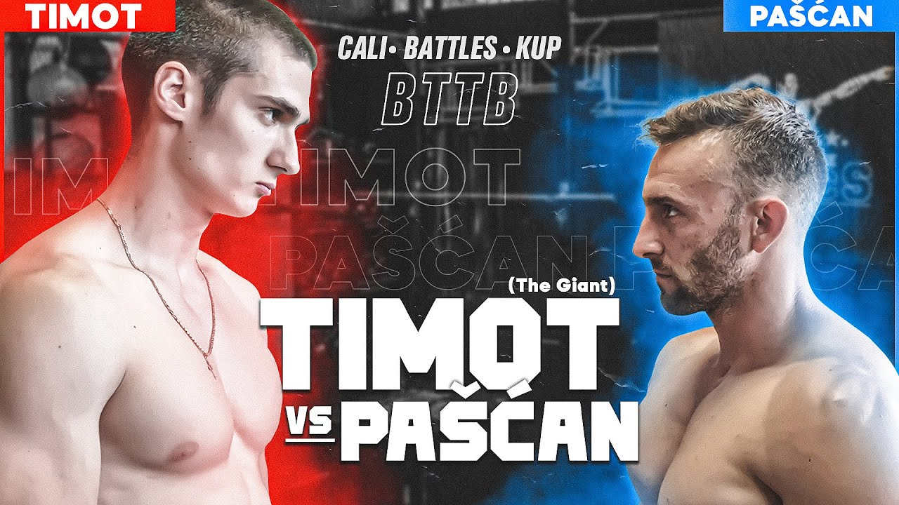 Download Timot VS Pašćan - BTTB CALI BATTLES 1/4