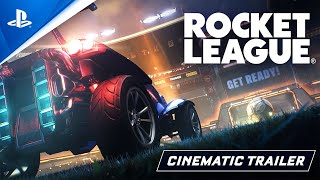 Rocket League - Free to Play Cinematic Trailer | PS4