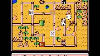Super Mario Bros 3 - 1 hour of gameplay - User video