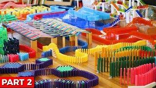 25,000 Dominoes Buildup ft. MarDominoes (Part 2)