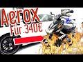 Yamaha Aerox Bastler eingekauft und wird Restauriert