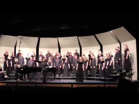 LHS A Cappella Choir - Lean On Me