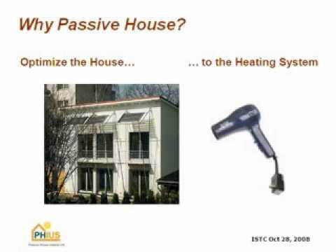 Passive House Concept - A Guide to Ultra Low Energy Buildings