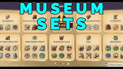 Anno 1800: Museum Sets