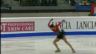 Mao Asada 2010 Worlds FS US