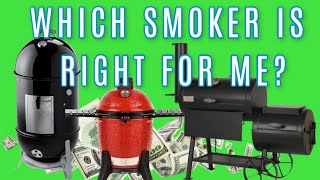 How to Choose a Smoker