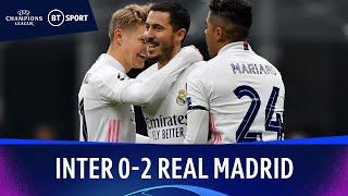Inter Milan v Real Madrid (0-2) | Champions League Highlights
