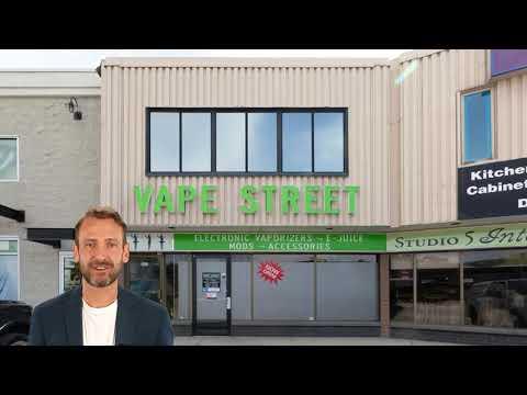 Vape Street Shop in Kelowna, BC