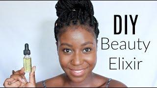 DIY Beauty Elixir @itsLakishaa