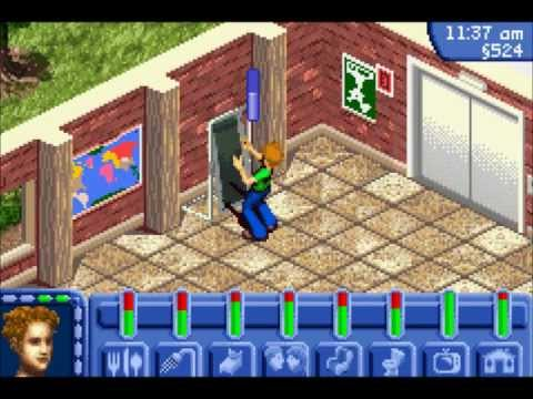 Let's Play The Sims Bustin' Out 10: The One with the Jobs