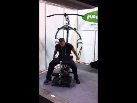 Body lift home gym demo youtube