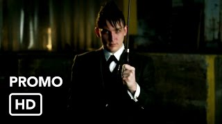 "Gotham Season 3 ""Oswald Cobblepot Makes His Mark"" Promo (HD)"
