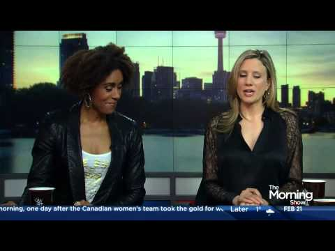 Toronto Matchmaker Interviewed on Global TV