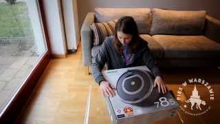 видео Робот-пылесос iRobot Roomba 785