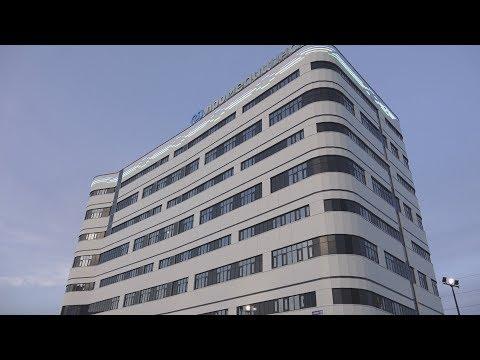 UTV. Уфимские журналисты и блогеры прошли квест в здании новой семиэтажной клиники