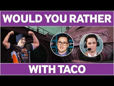 SK TACO Plays Would You Rather?