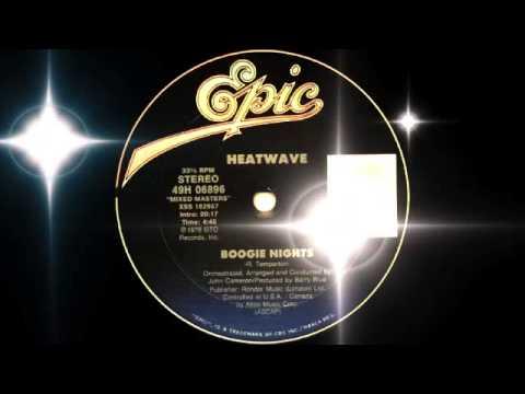Heatwave - Boogie Nights (Epic Records 1976)