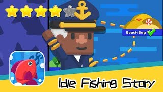 Idle Fishing Story - Metamoki Inc. - Walkthrough Get Started Recommend index four stars