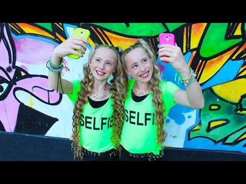Me & My Selfie - Mylène & Rosanne (Official video)