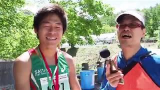 川内優輝 Yuki Kawauchi 2018年野辺山100kmウルトラマラソン・71km優勝インタビュー 川内優輝 検索動画 15