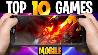 TOP 10 Action RṖG Games Android iOS - 2021