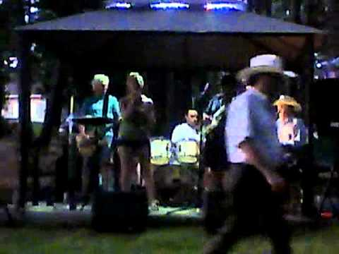 Nella with LTD Band