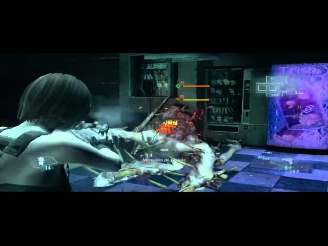 Resident Evil Revelations Modo Asalto - Nivel 1