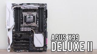 Overview ASUS X99 Deluxe II – Um