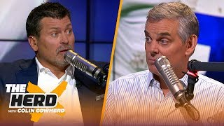 Mark Schlereth picks his favorite NFL MVP candidate, agrees with Tomlin's extension | NFL | THE HERD