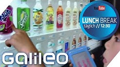 "Top 3 ""Verrückteste Asia-Automaten"" | Galileo"