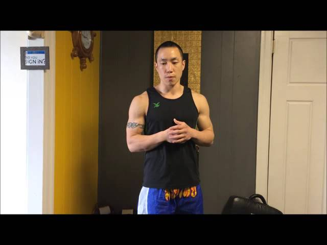 Muay Thai 30 Day  Program