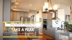Home for sale at: 2290 gaylord place, Thornton, Colorado