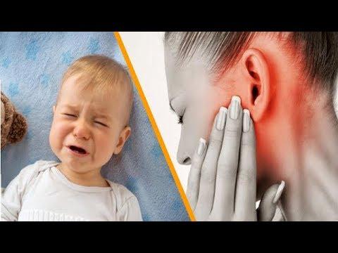 علاج ألم الأذن في دقائق دون طبيب Youtube