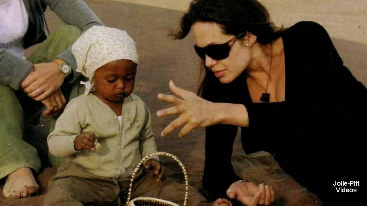 Zahara Jolie-Pitt - Happy 6th Birthday! - YouTube