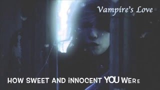 Download Mp3 【カラオケ】vamps - Vampire's Love  English Ver  【with Hyde】