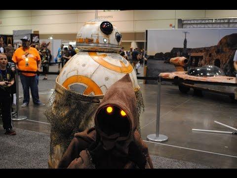 Star Wars Celebration VIII (Orlando) Cosplay & More!